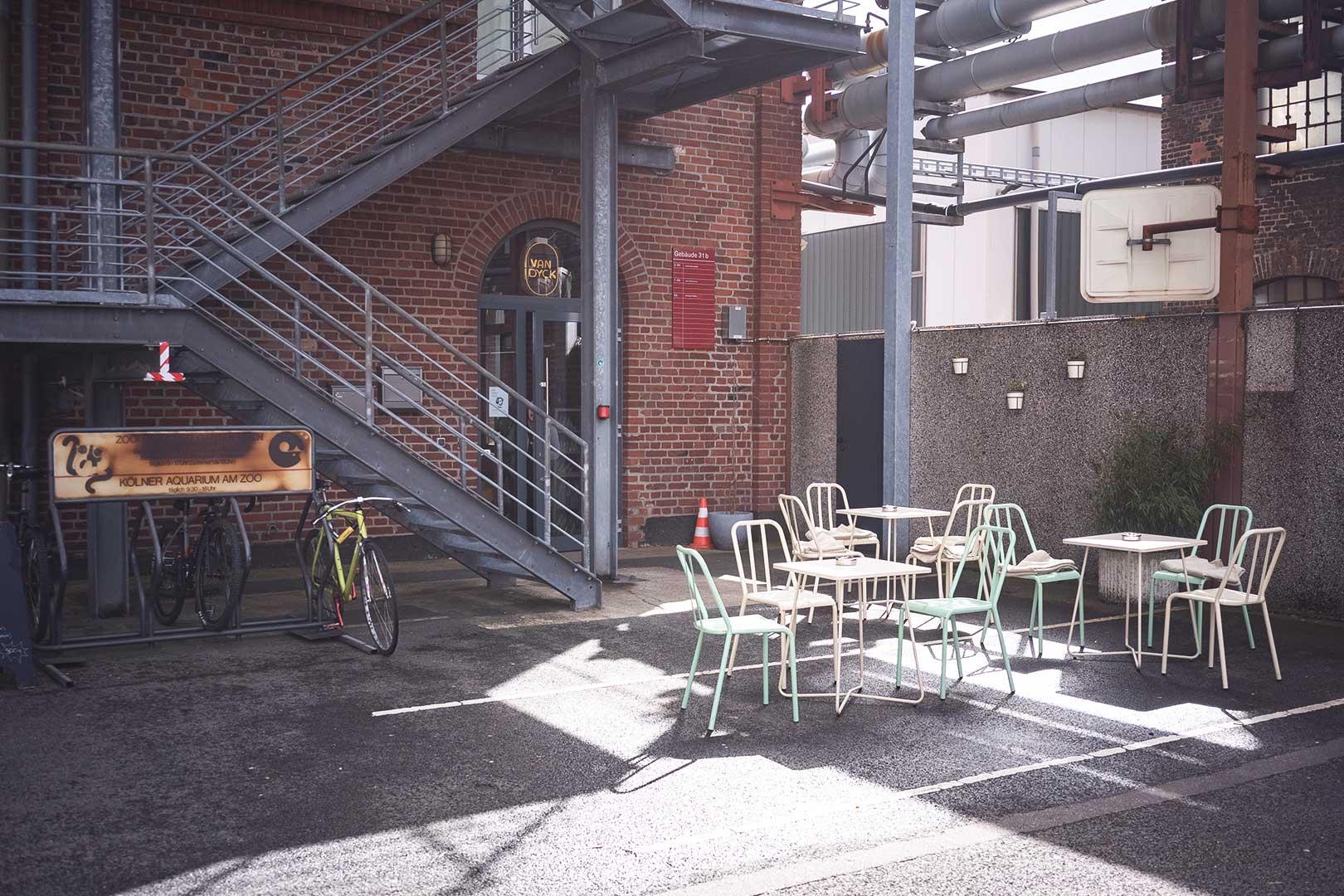 Geheimtipp Tipp Koeln Restaurant Essen gehen hochwertiger Kaffee Kaffeerösterei Rösterei
