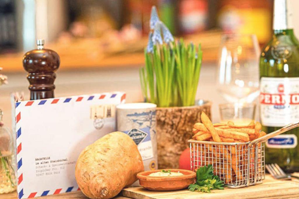 Vegan, Vegetarisch, Frankreich, Kölnn – ©Bagatelle V