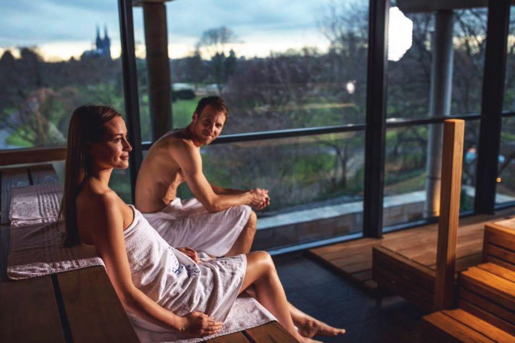 Therme, Köln, Sauna – ©Claudius Therme
