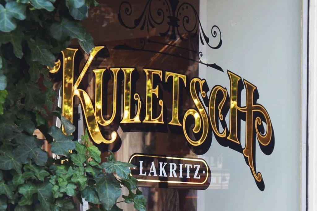 Lakritze, Köln – ©Kuletsch Lakritz