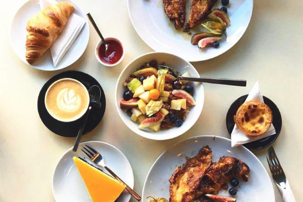 Frühstück – ©Wallczka
