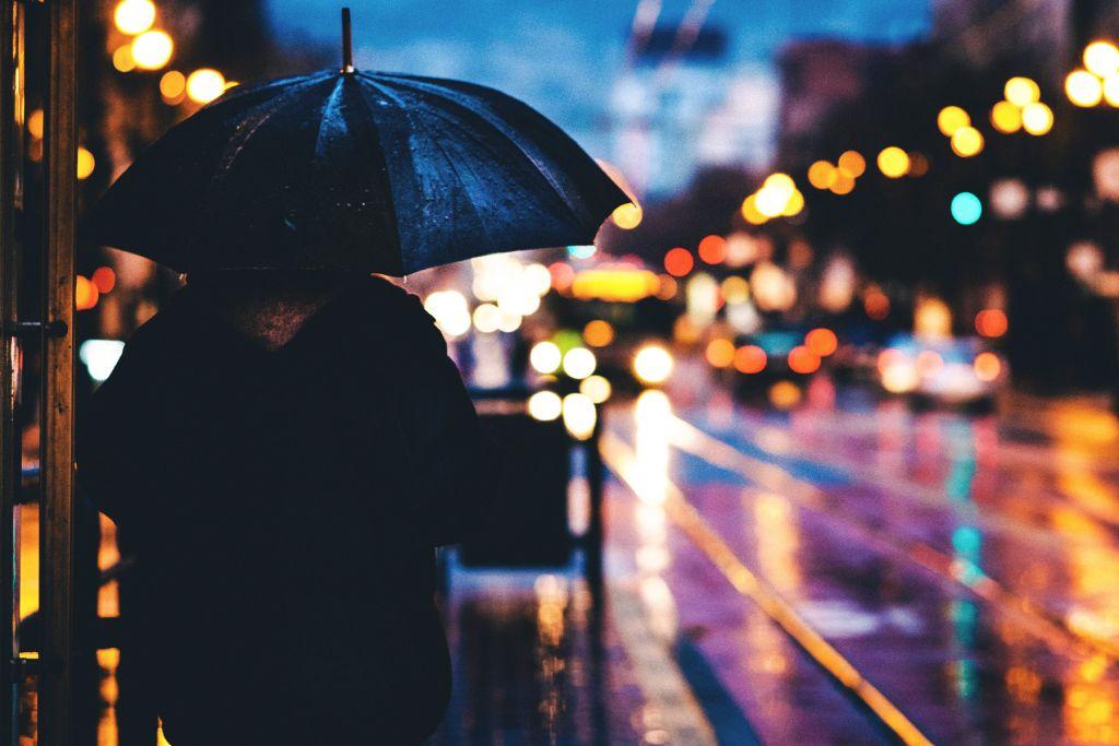 Winter, Wetter, Regen – ©Unsplash