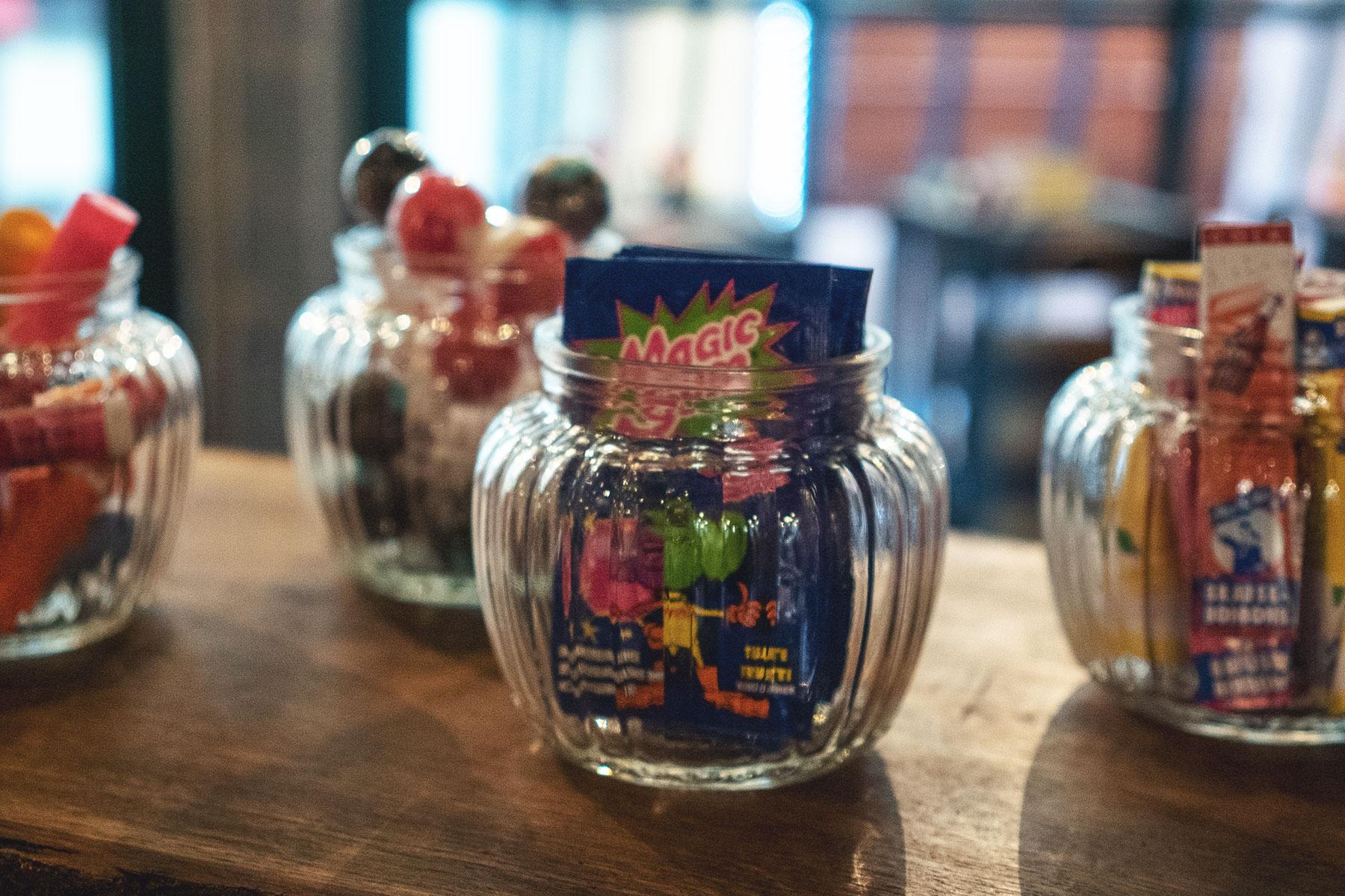 Süßigkeiten – ©Geheimtipp Köln