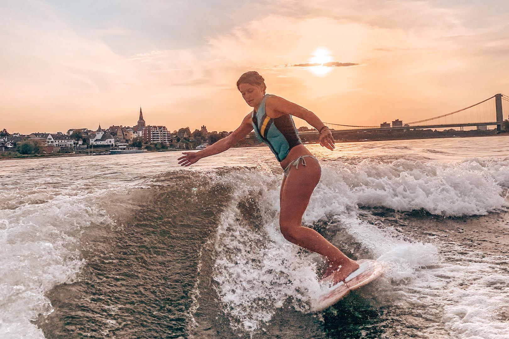 Surfen, Köln – ©surft