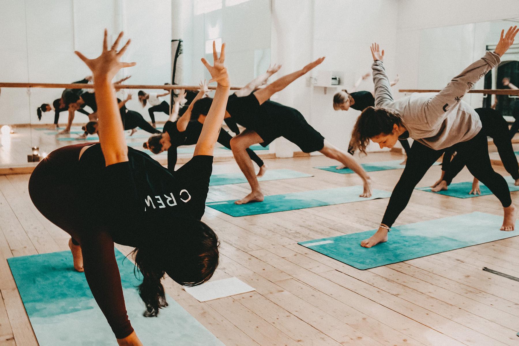 Yoga, surft, Köln – ©surft