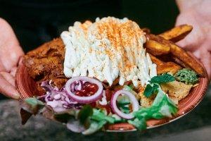 Vöner, Vegan, Street Food – ©Bärenstark
