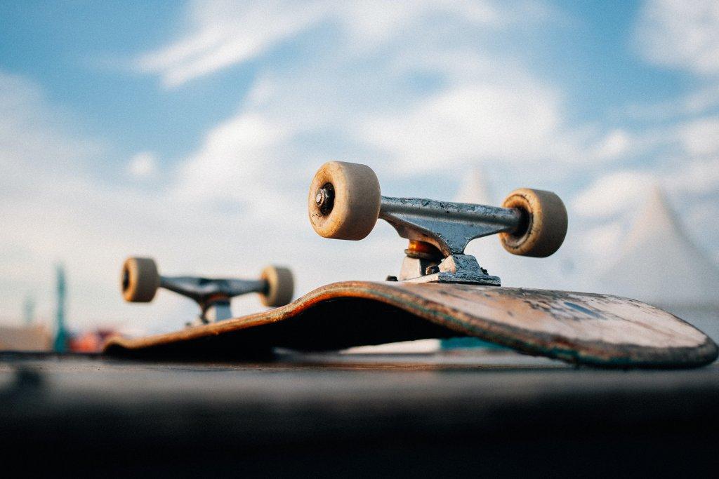 Büttpark, Skaten – ©Unsplash