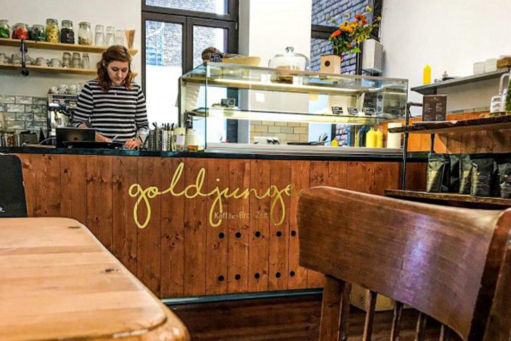 Kaffee, Kuchen – ©Café Goldjunge