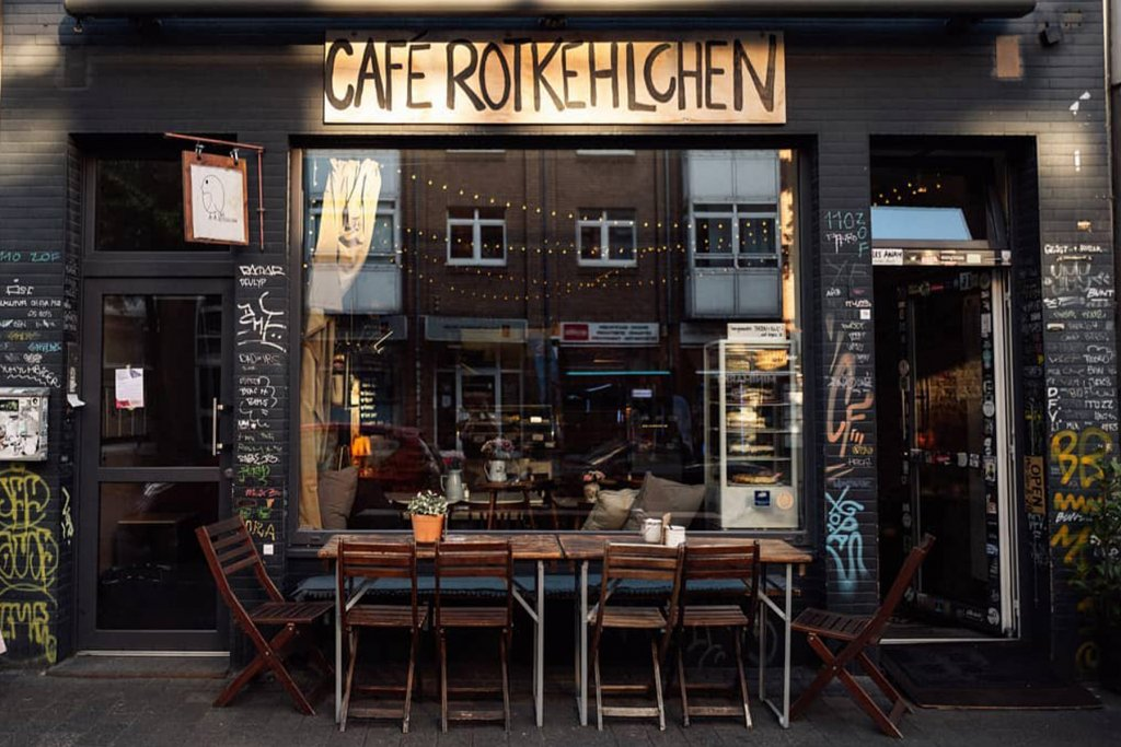 Café, Kuchen, Kaffee – ©Oguz Yilmaz/Café Rotkehlchen
