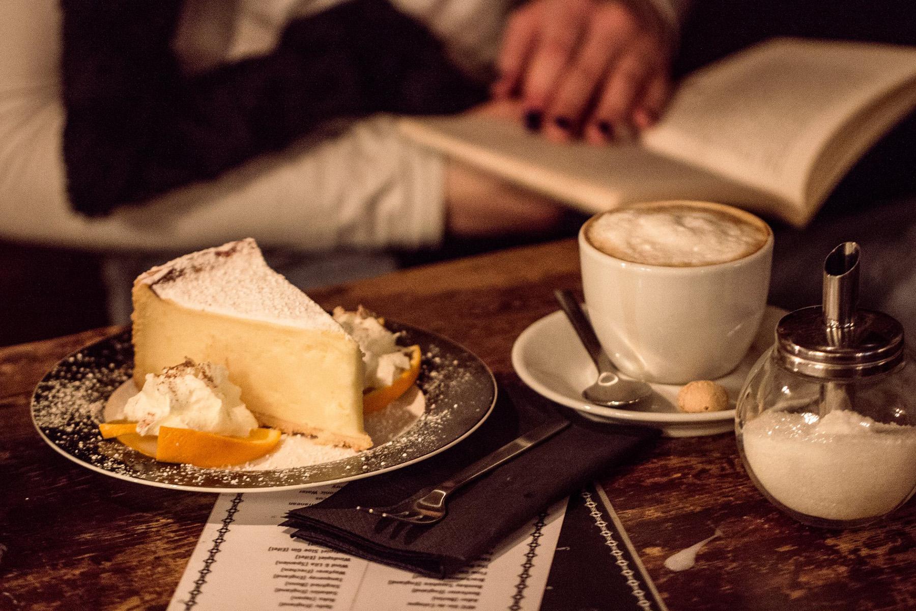 Kaffee, Kuchen – ©Café Storch