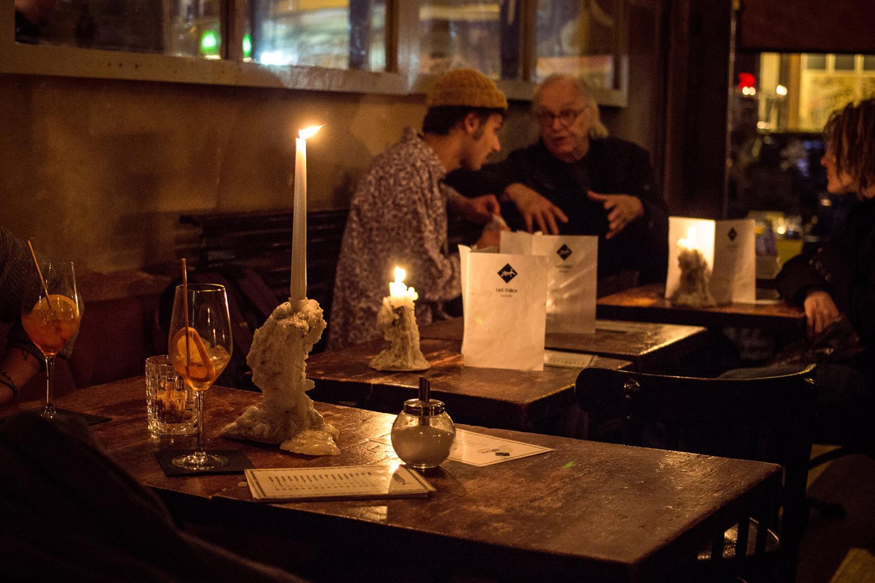 Café, Belgisches Viertel – ©Café Storch