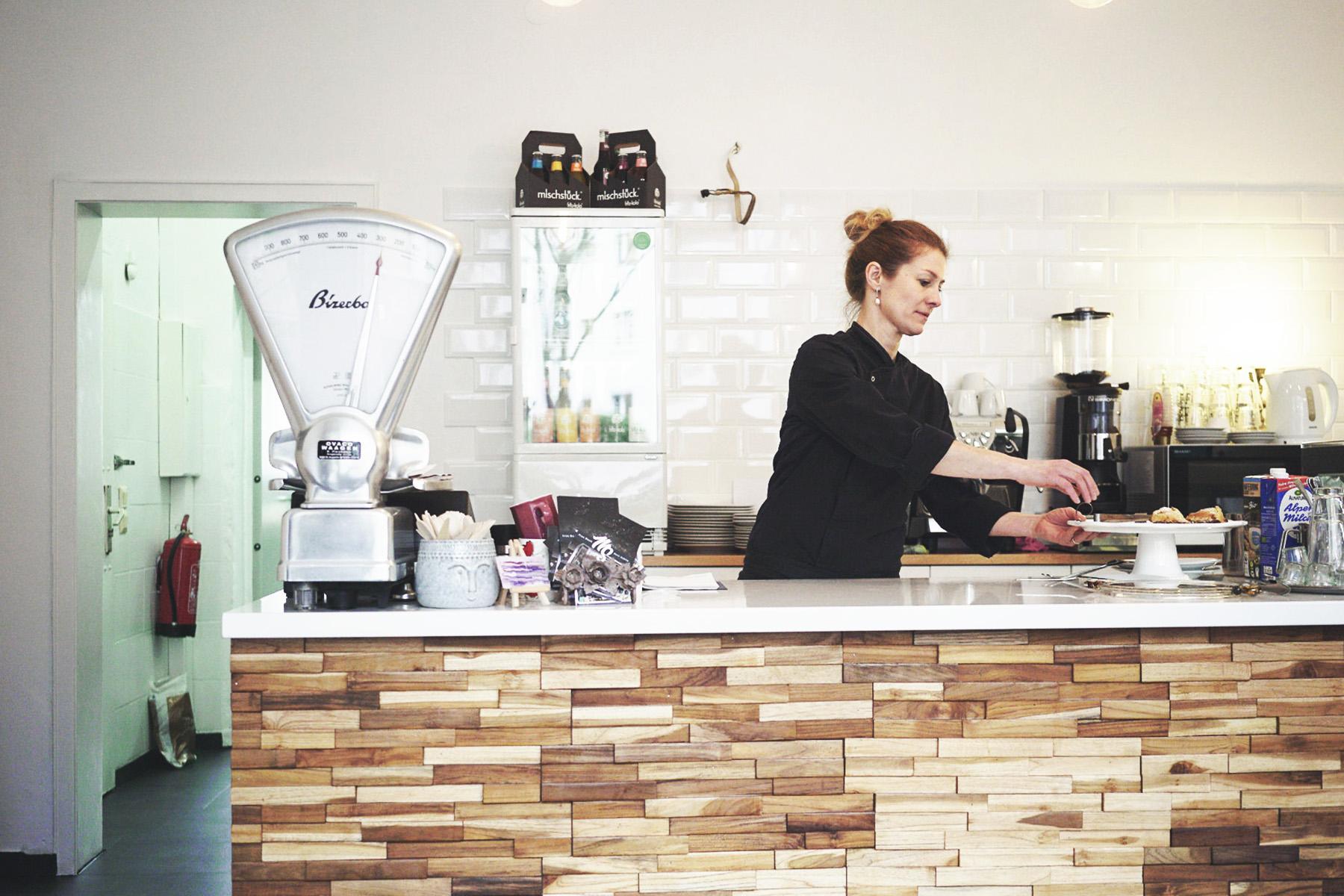 Kaffe, Salat, Köln