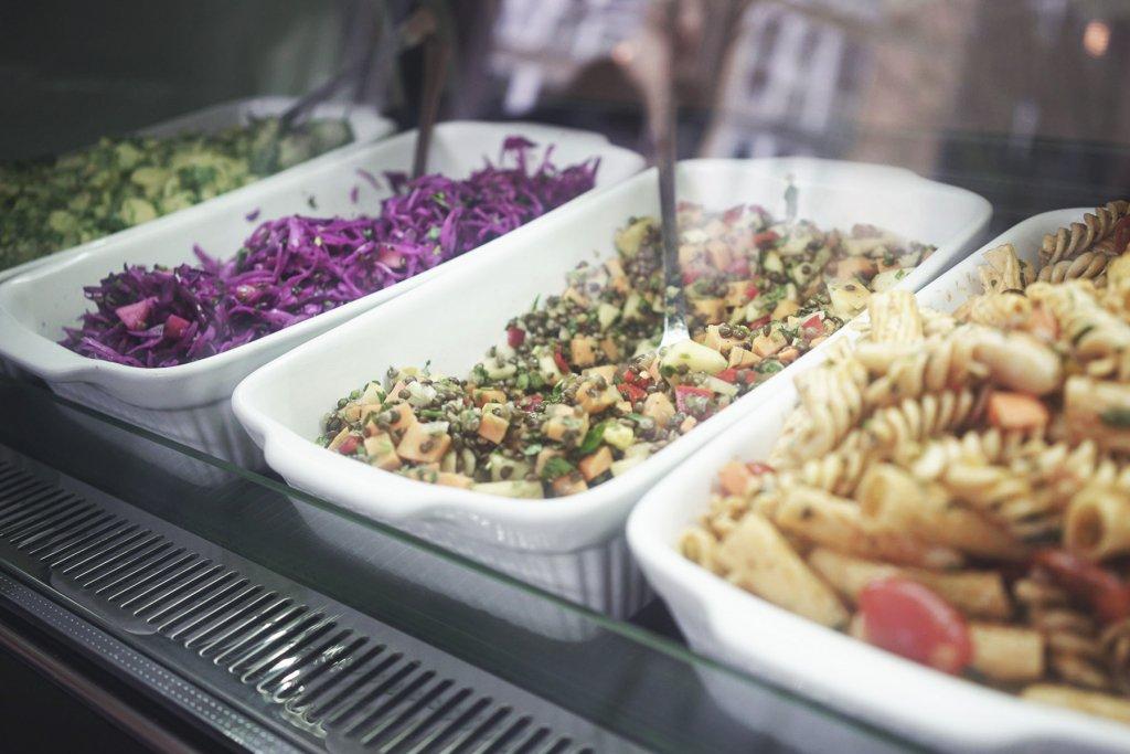 Salat, Köln