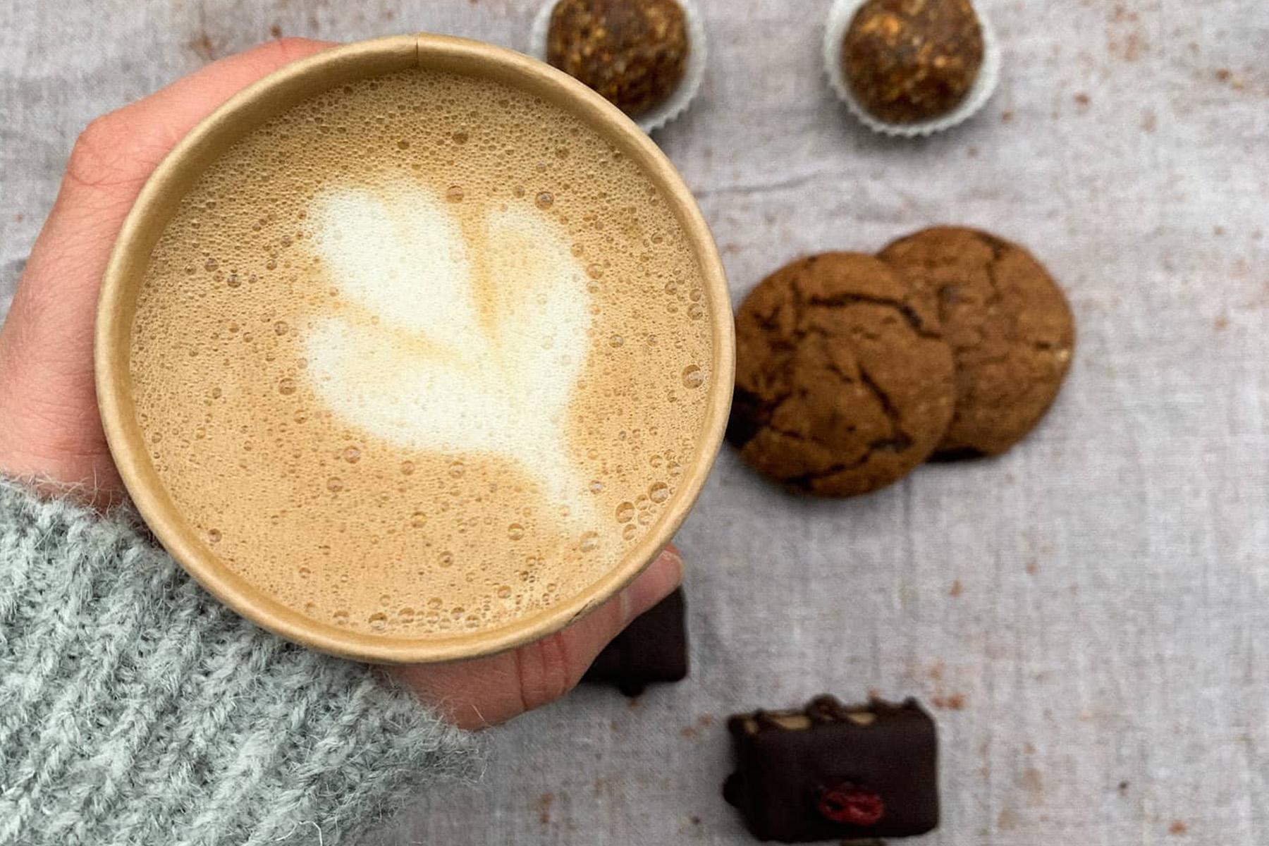 Kuchen, Kaffee – ©Gesund&Süß