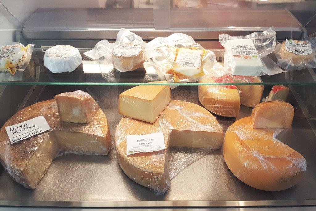 Käse, Hofladen – ©Hofladen im Veedel