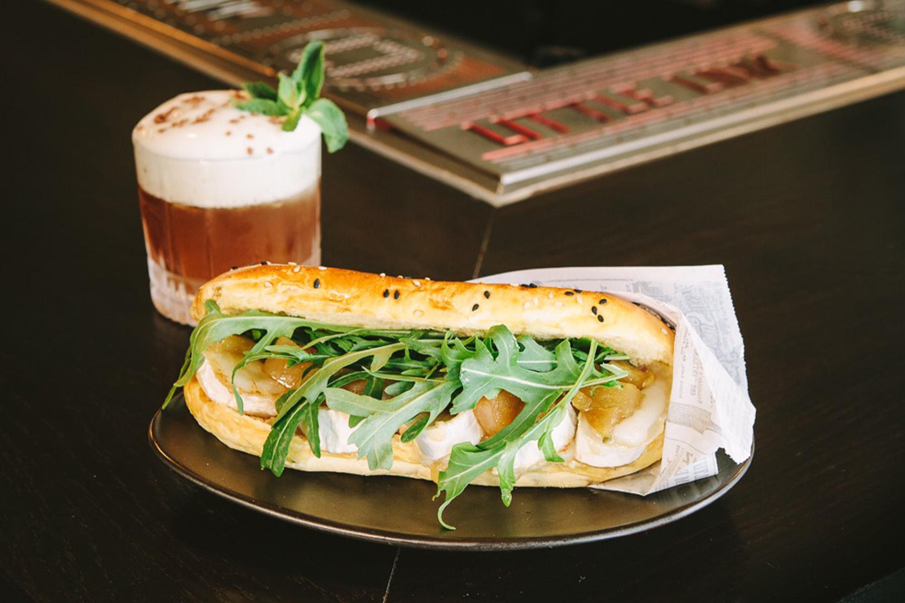 Sandwich, Bar – ©Little Link