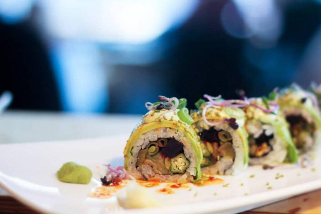 Sushi, Köln, Vegan – ©MAKIMAKI