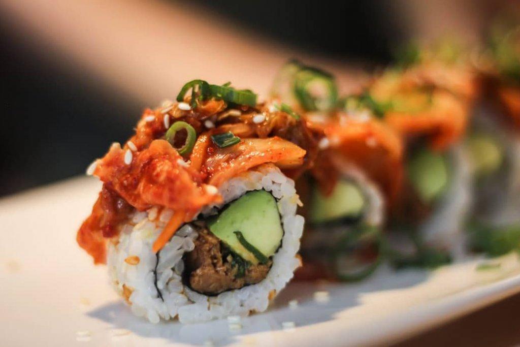 Vegan, Maki, Sushi – ©MAKIMAKI