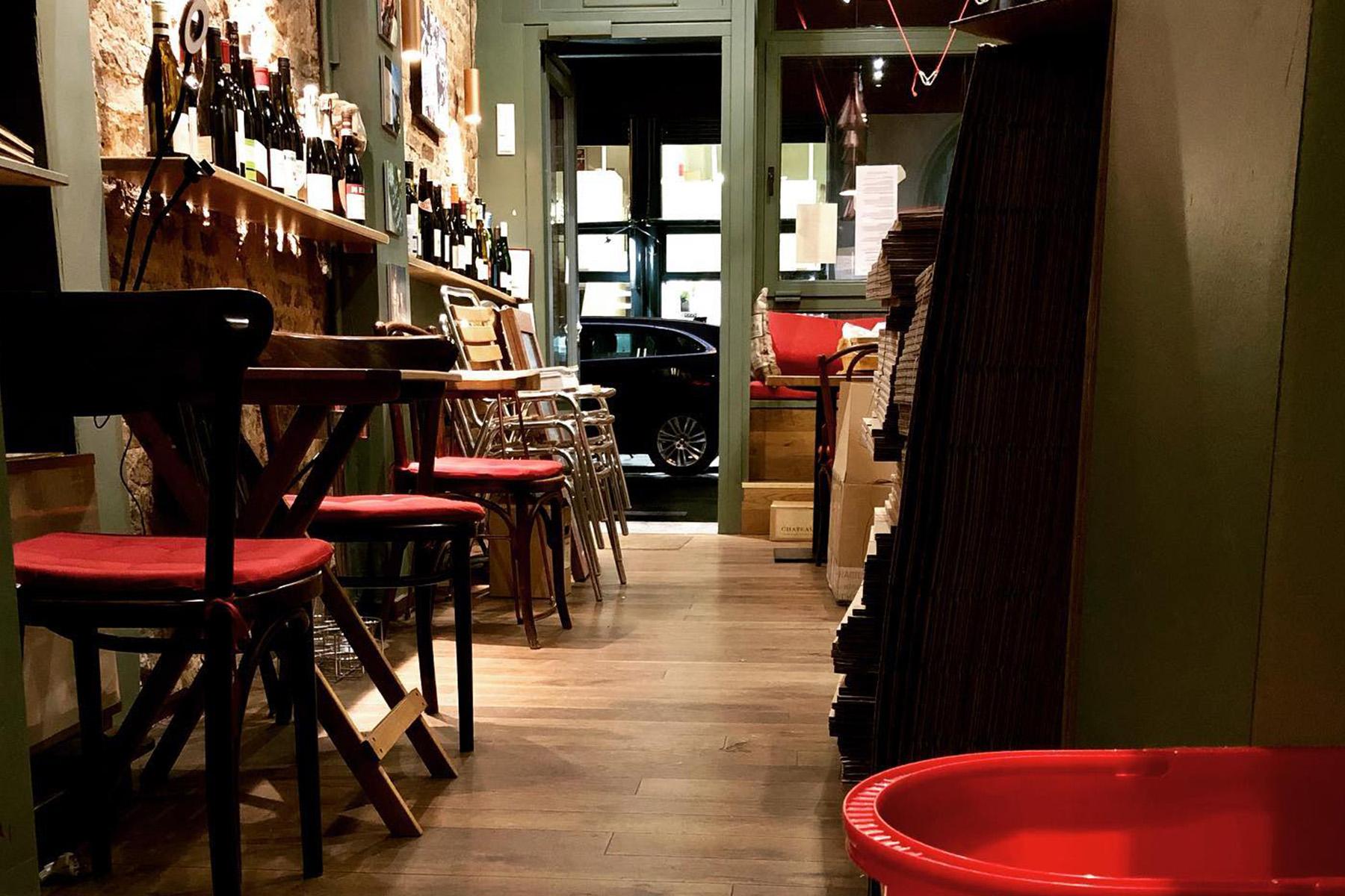 Rix, Bar, Wein – ©Bar Rix