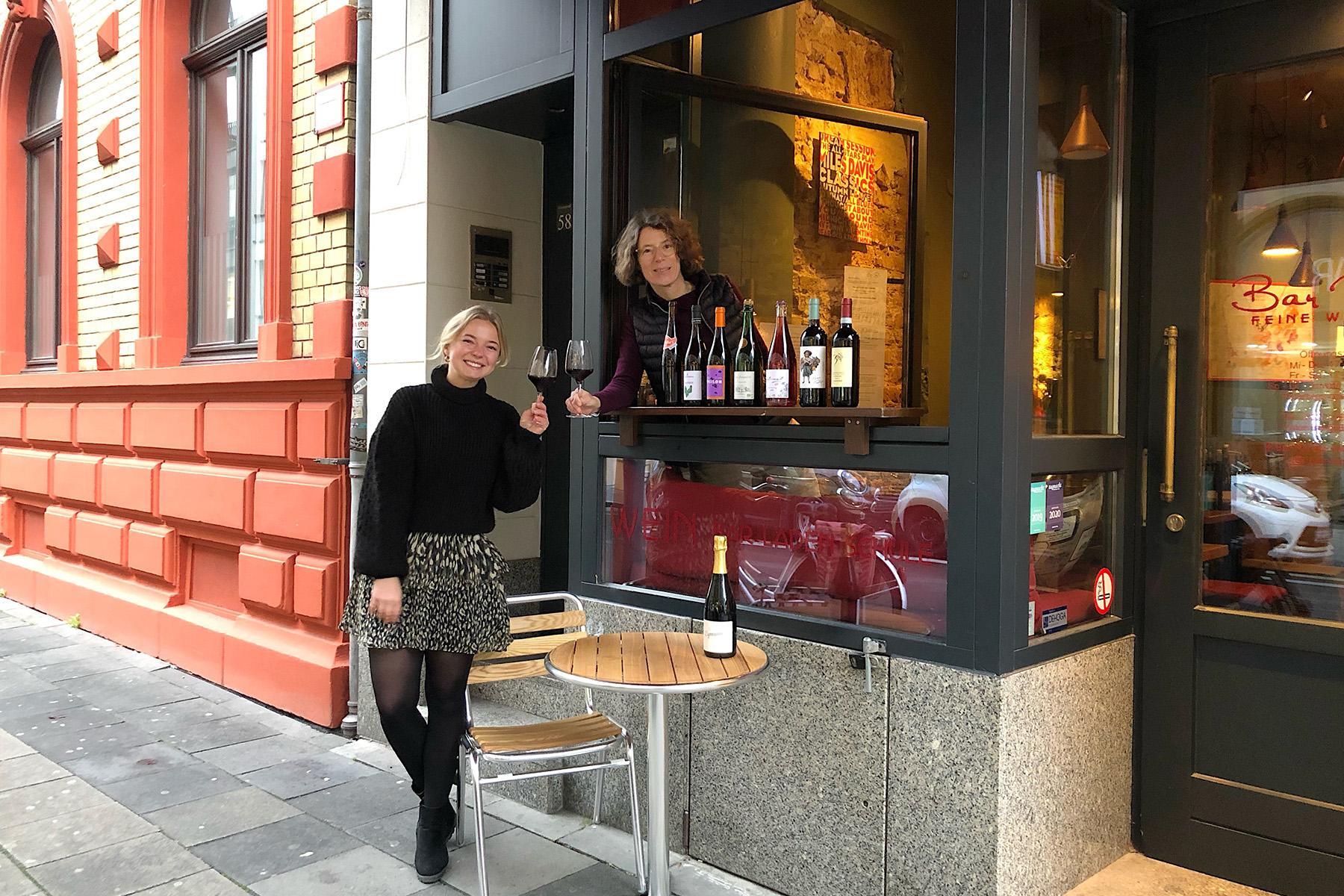 Rix, Bar, Wein – ©Carina Birnbacher