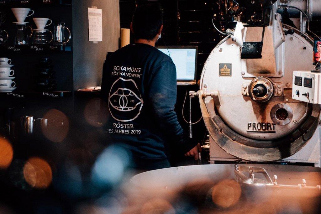 Kaffee, Köln – ©Schamong