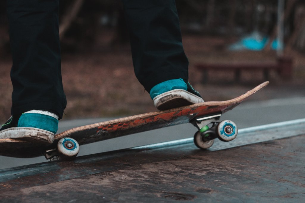 Skateboard, Köln, Lentpark – ©Unsplash