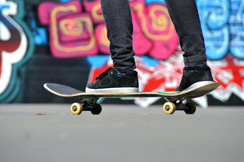 Skatepark, Köln, Lohserampe – ©Unsplash