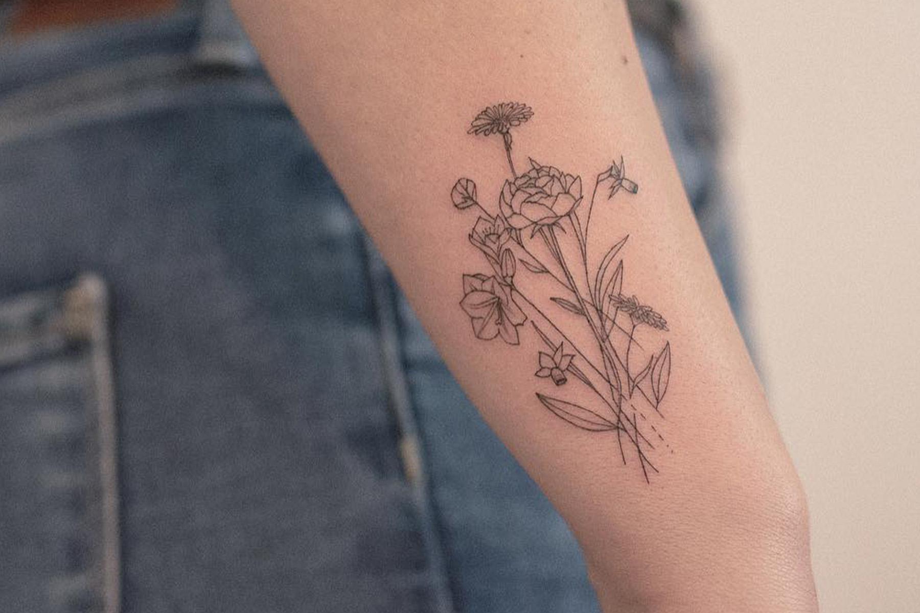 Tattoo, Köln, Kunst – ©Atelier Noir nu