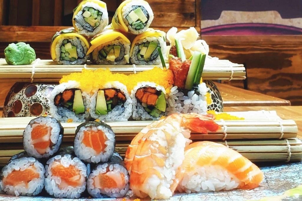 Sushi – ©Tsukiji