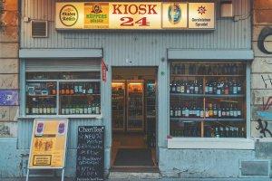 Büdchen, Kiosk, Köln, Kölsch – ©Unsplash