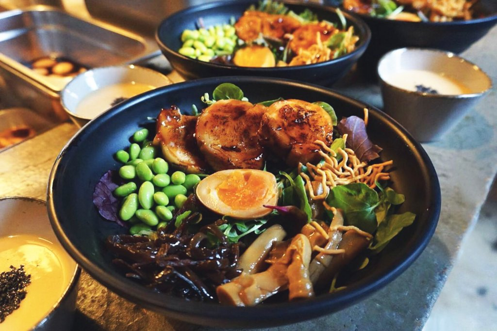 Ramen, Suppe, Japan – ©Daikan