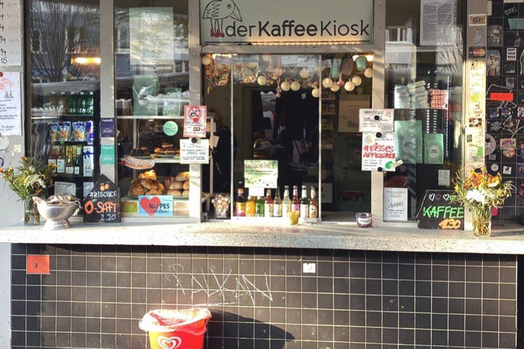 Kaffee, Nippes – ©Der KaffeeKiosk
