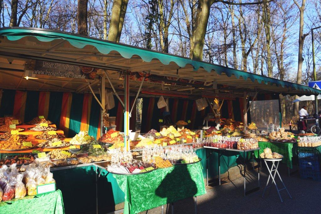 Wochenmarkt, Naturstrom