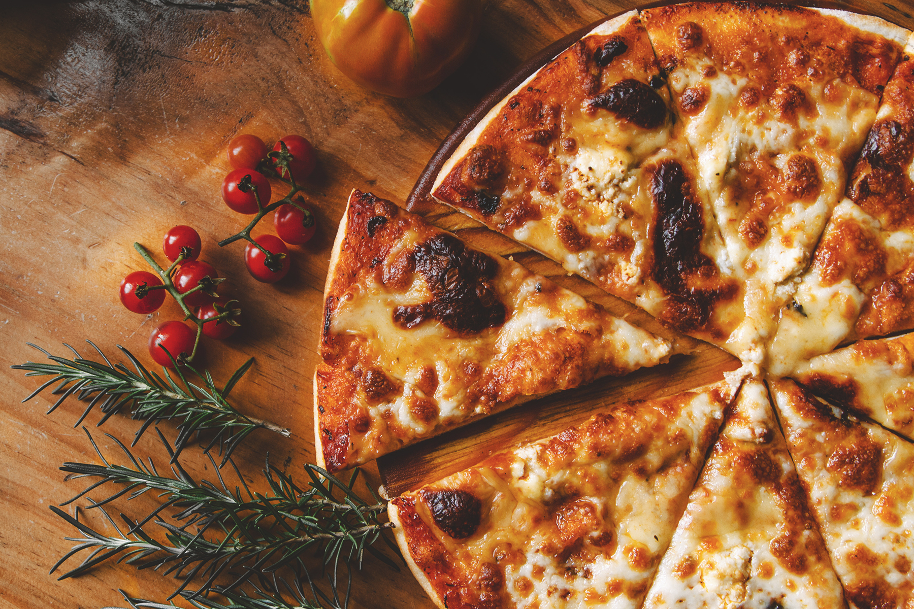 Pizza, Köln – ©Unsplash