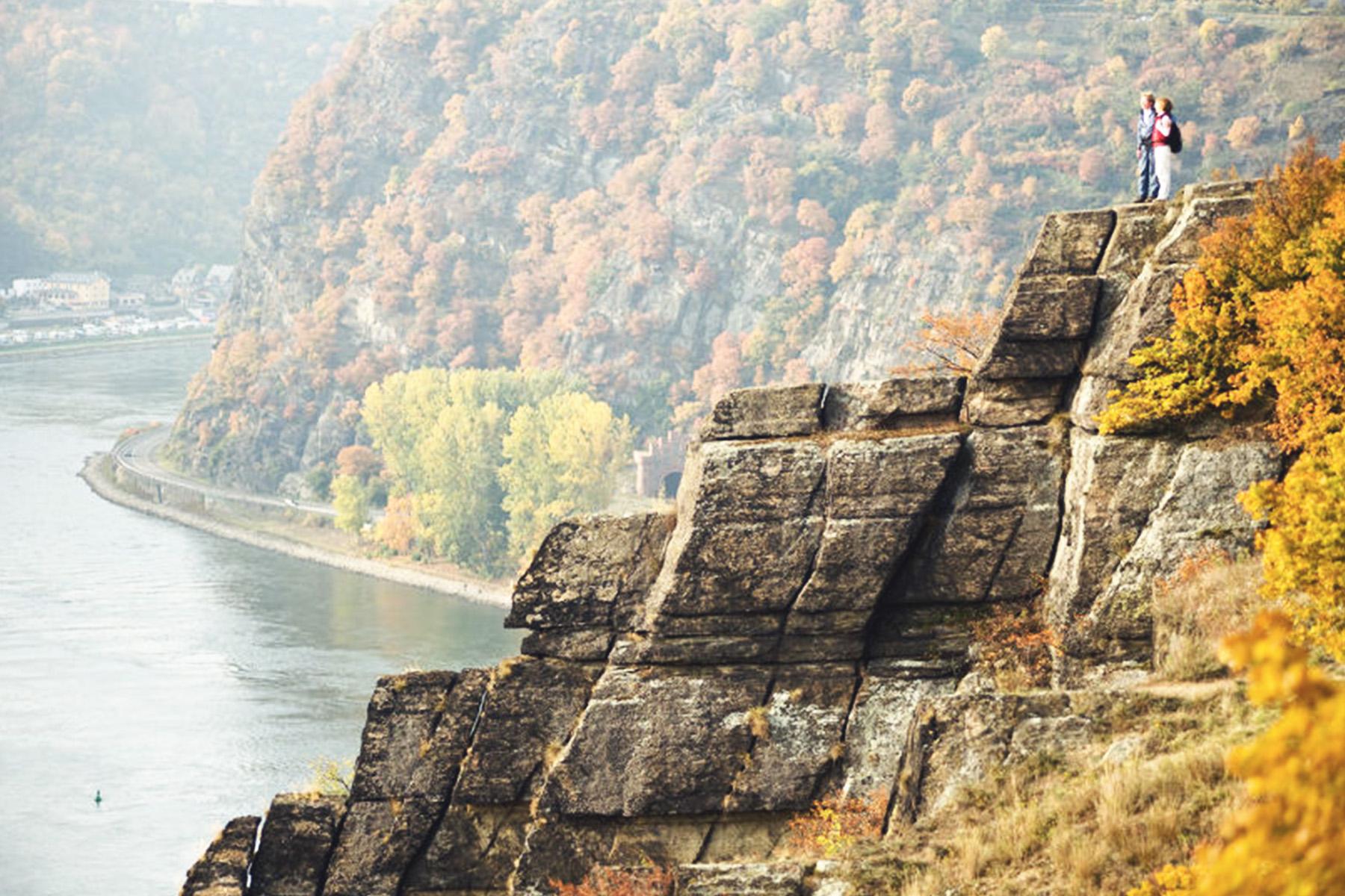 Rheinsteig – ©Dominik Ketz