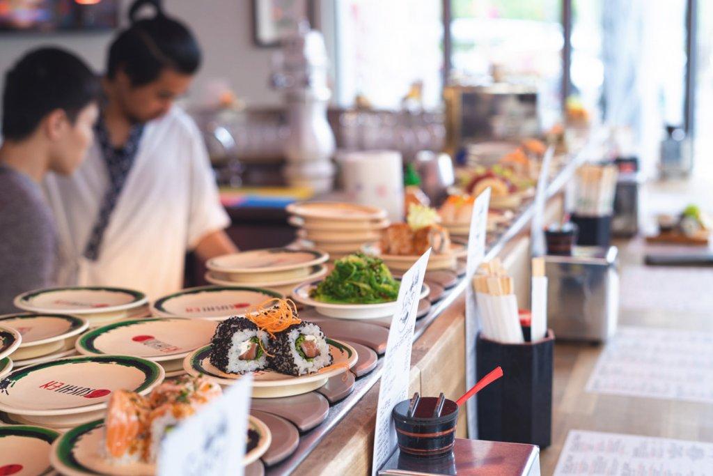 Sushi – ©Saigyo
