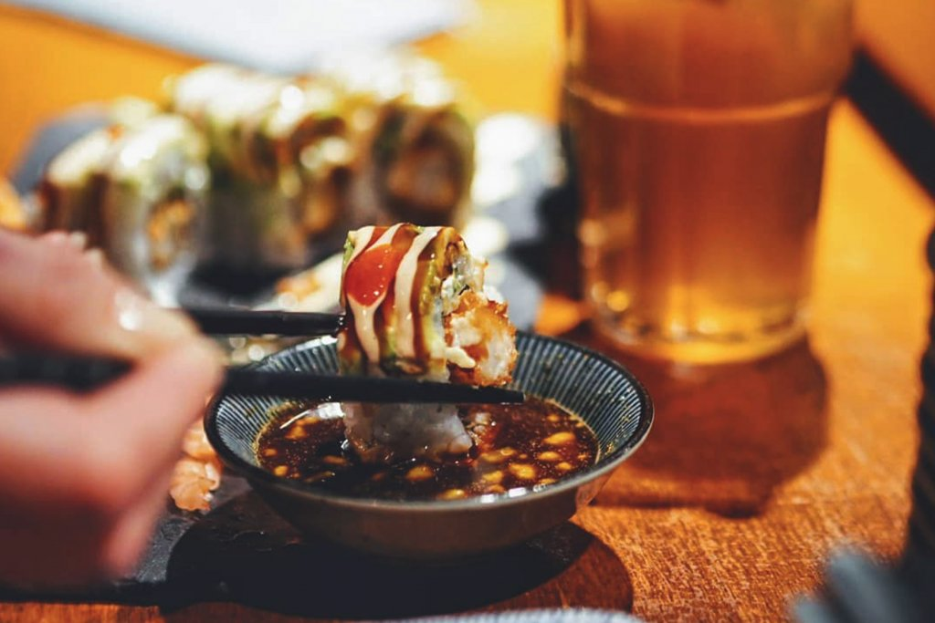 Sushi, Köln – ©Shibuya Sushi