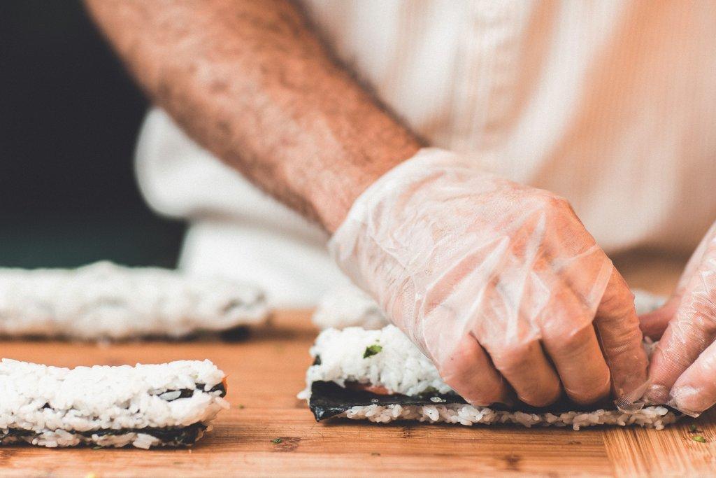 Sushi – ©Unsplash