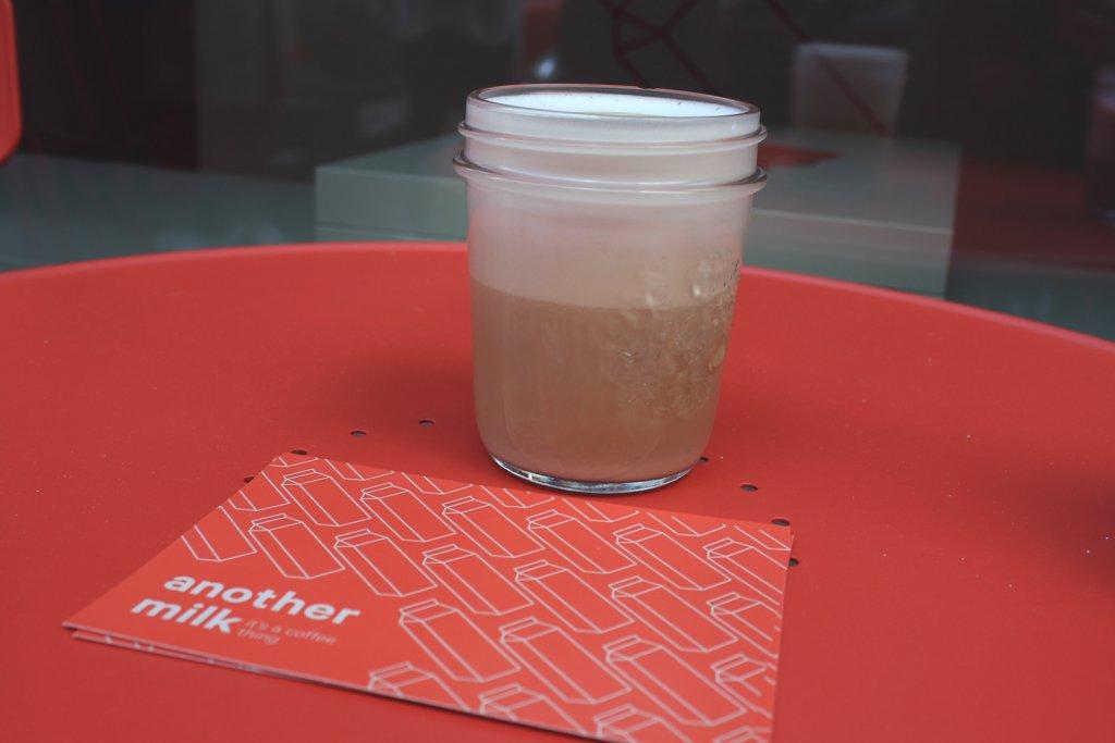 Vegan, Milch, kaffee – ©Sarah Kleiss