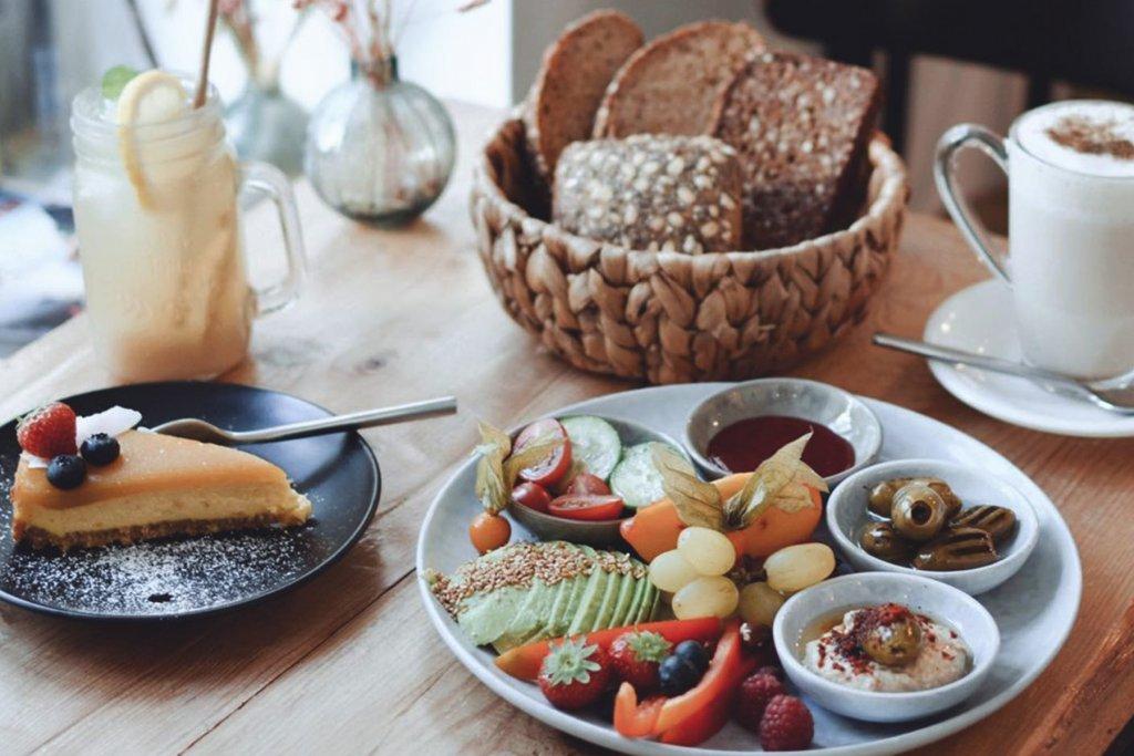 Frühstück, Kaffee, Nippes – ©Café Wölkchen