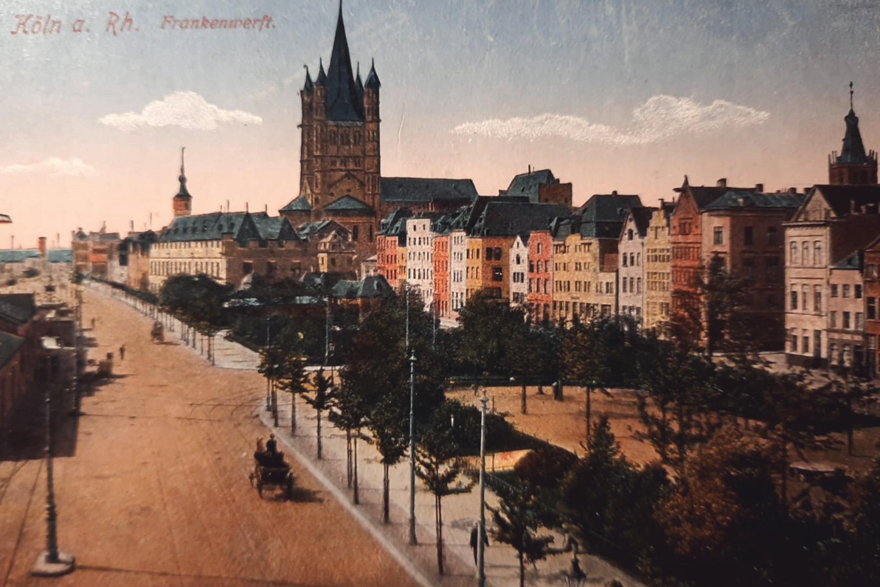 Köln, Früher – ©Privatsammlung Gregor Nagler