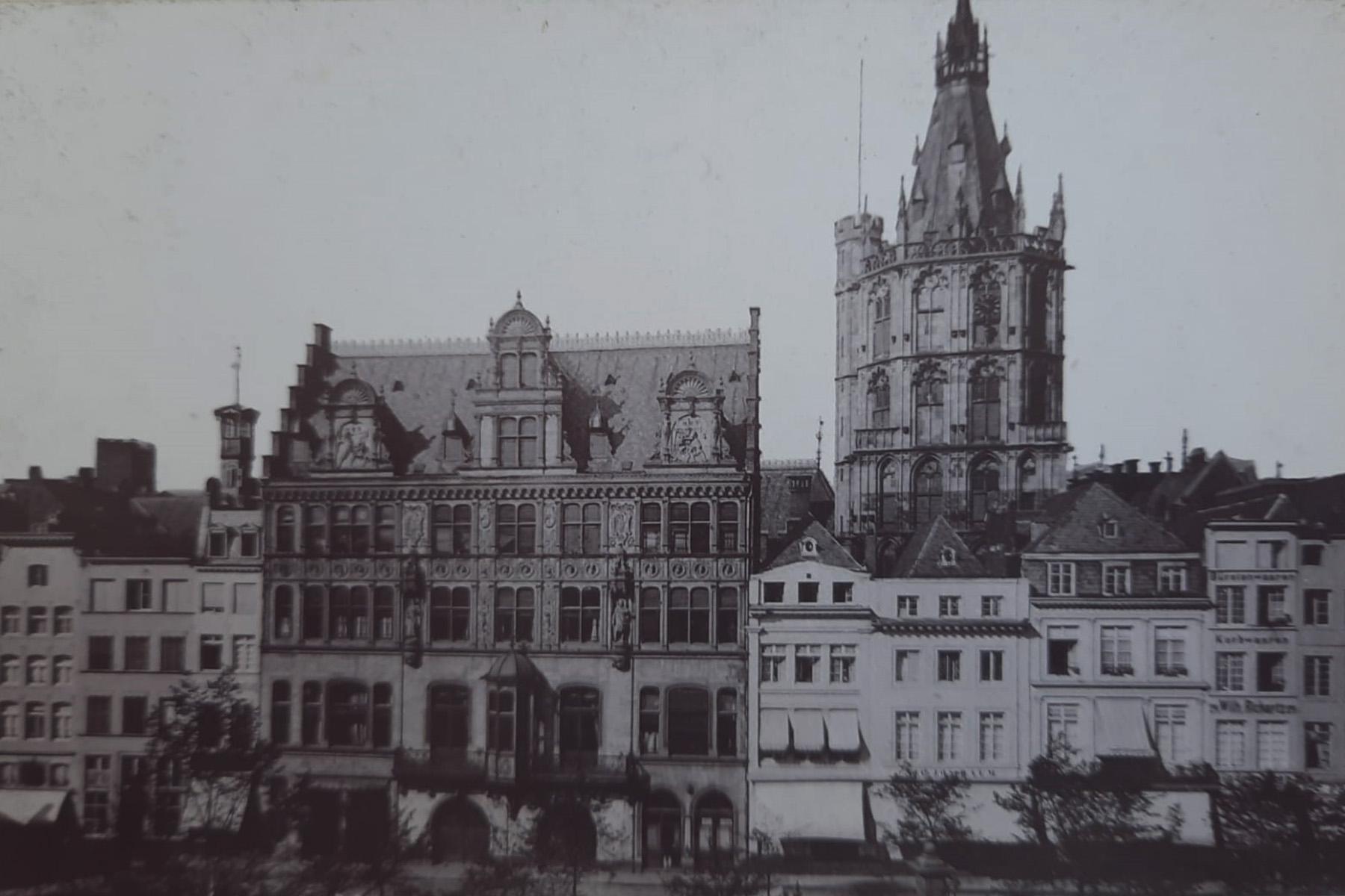 Damals, Köln – ©Privatsammlung Gregor Nagler