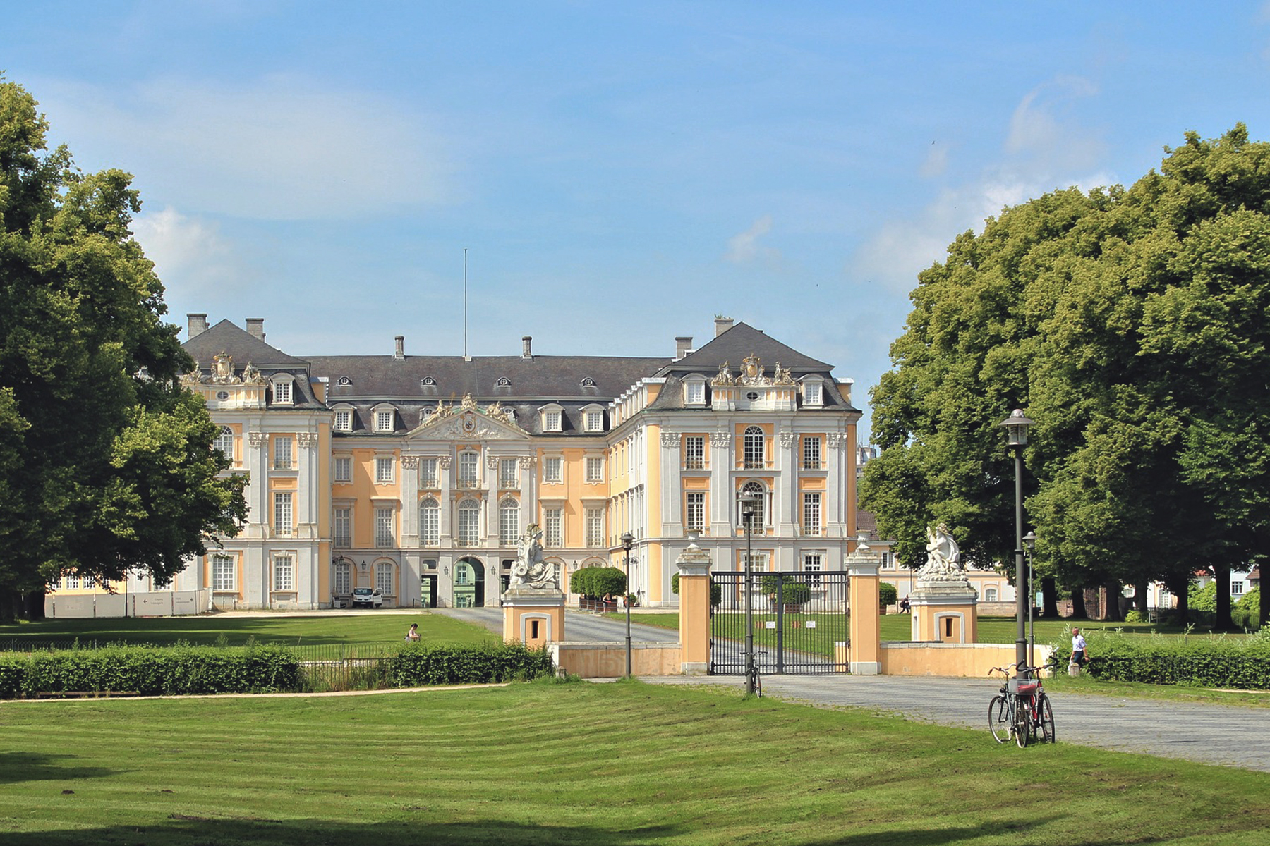 Schloss, Brühl – ©Pixabay