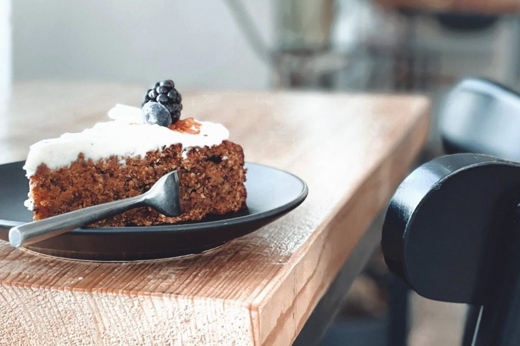 Kaffee, Kuchen – ©Café Wölkchen
