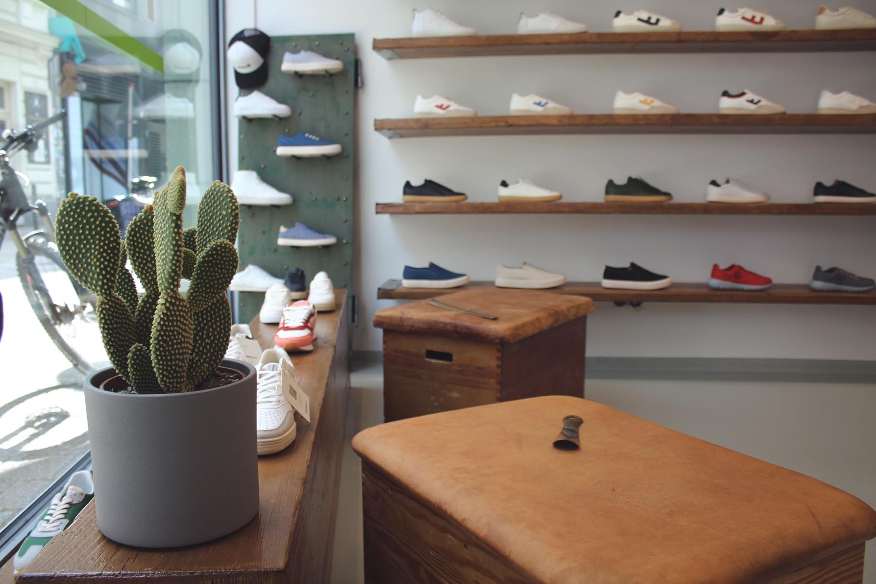 Sneaker, Fair, Nachhaltig – ©Sarah Kleiss