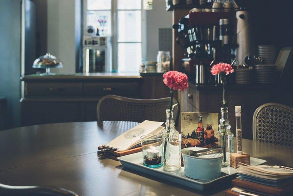 Kaffee, kuchen, Deutz