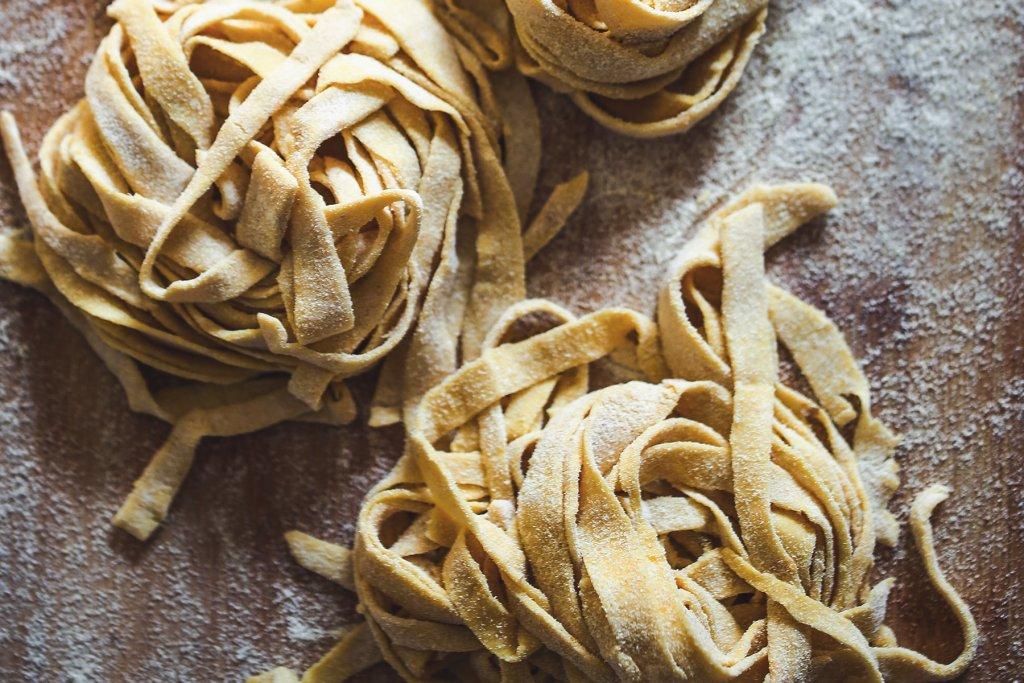 Pasta, italien – ©Unsplash
