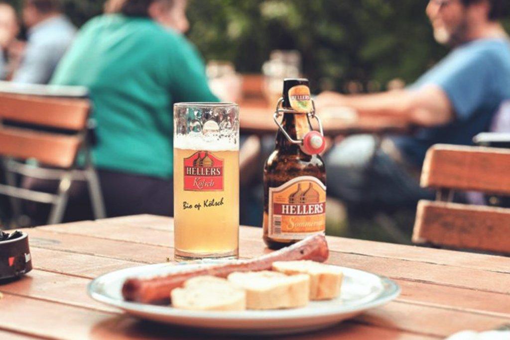 Biergarten – ©GAG Immobilien AG