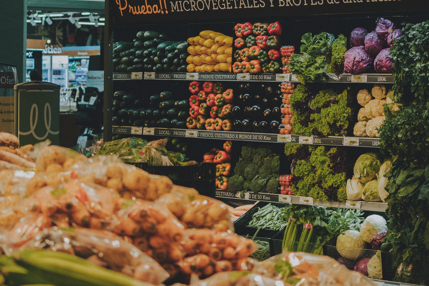 Supermarkt – ©Unsplash