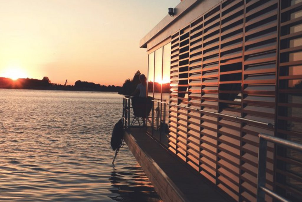 Xanten, See – ©Rückenwind-Ferien